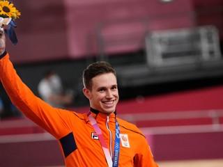 Holanďania Lavreysen a Hoogland si zopakovali olympijské finále z Tokia