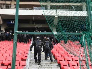 V derby zlyhal Spartak, vraví šéf polície. Trnava musí zaplatiť desaťtisíce