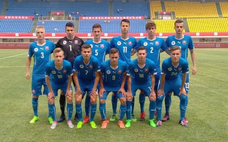 Panda Cup: Slovenská 18-ka podľahla Maďarsku 0:3