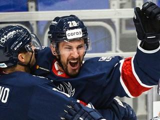 Hrivík rozhodol v predĺžení. V KHL hviezdil francúzsky útočník