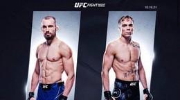 MMA: Ľudovít Lajoš Klein prehral tretí zápas v UFC, podľahol Natovi Landwehrovi