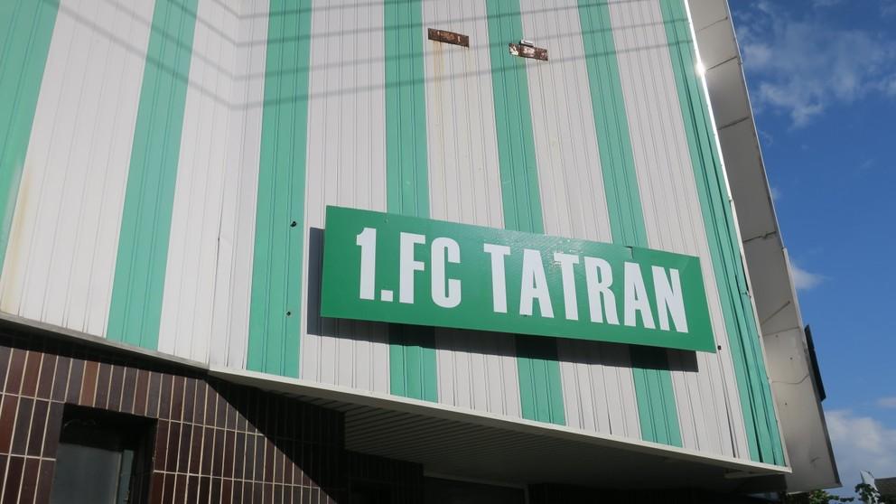Vo vedení Tatrana Prešov budú aj bývalí reprezentanti. Klub kúpilo mesto
