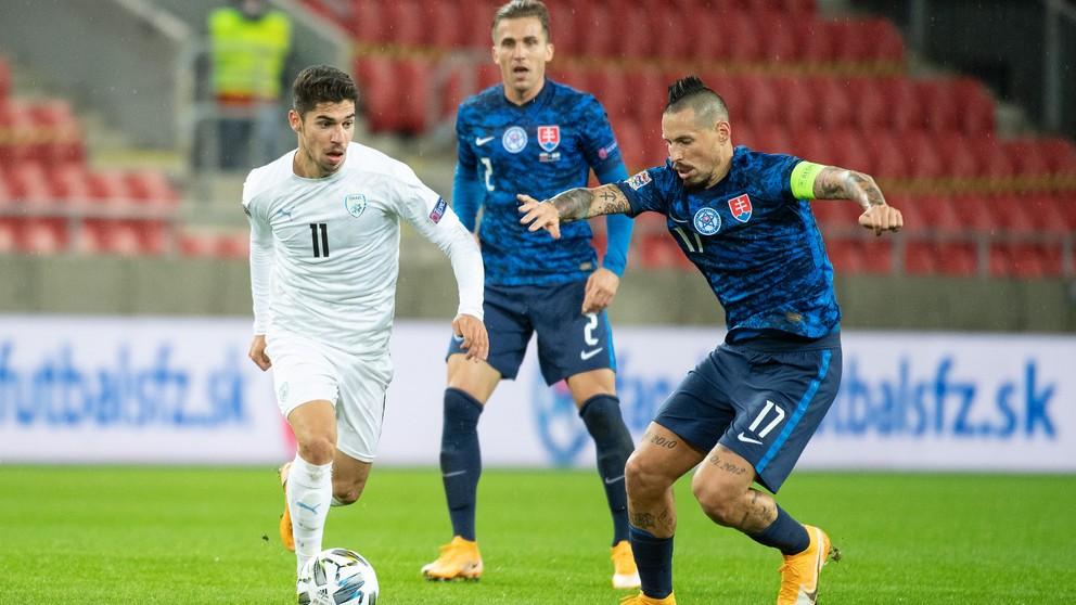Úspešný slovenský tím? Je ťažké si ho predstaviť bez Hamšíka, píše UEFA