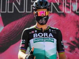 Bora zverejnila nomináciu na Giro, Saganovi pomôže veľký kamarát i neznáme meno