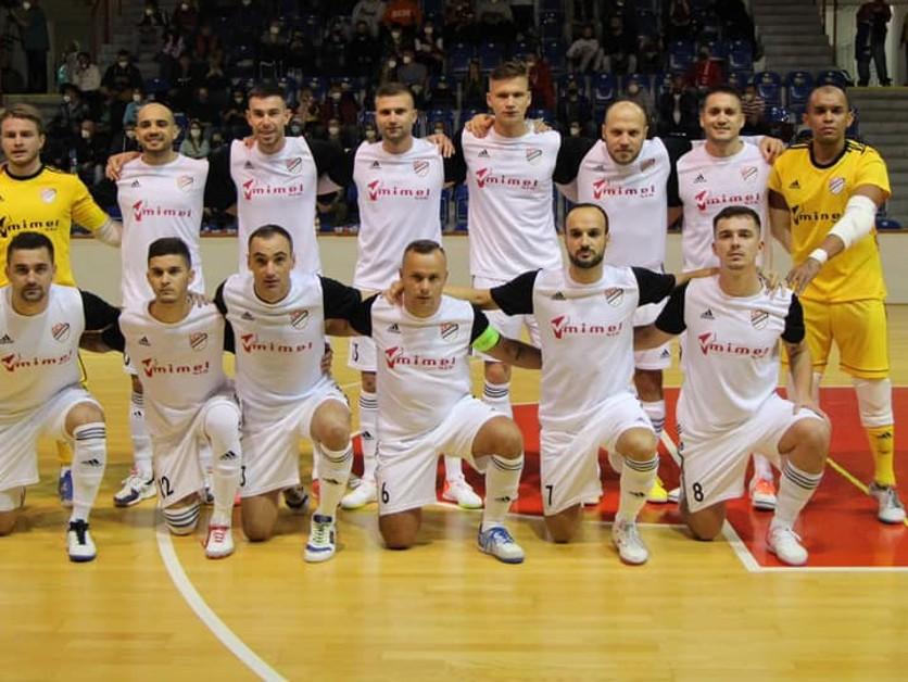 LIVE STREAM: Mimel Lučenec - FP Halle-Gooik (Liga majstrov vo futsale)