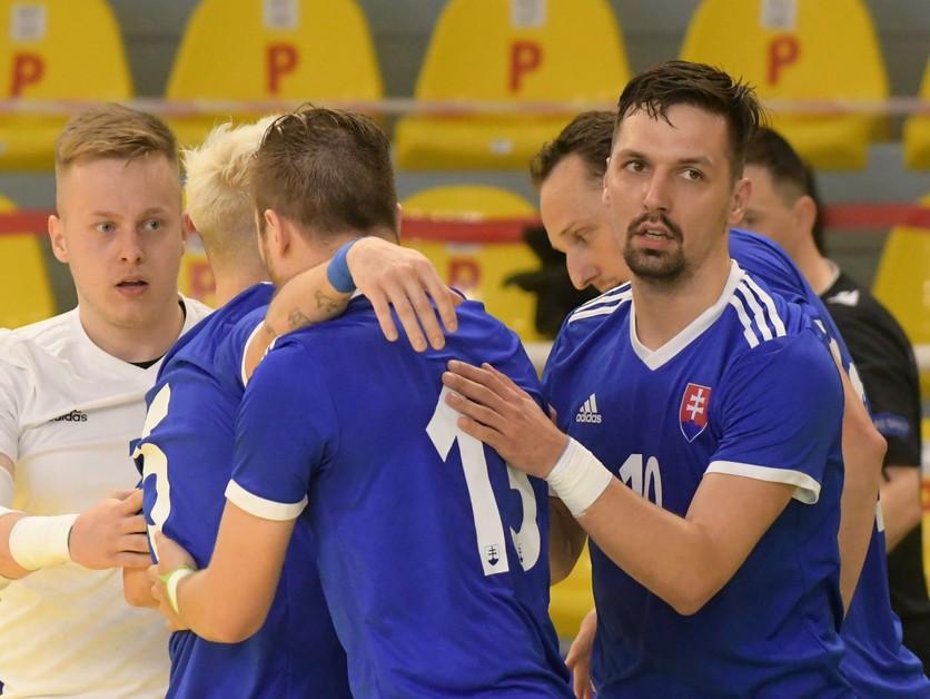 Žreb im prial. Slovenskí futsalisti spoznali súperov na ME