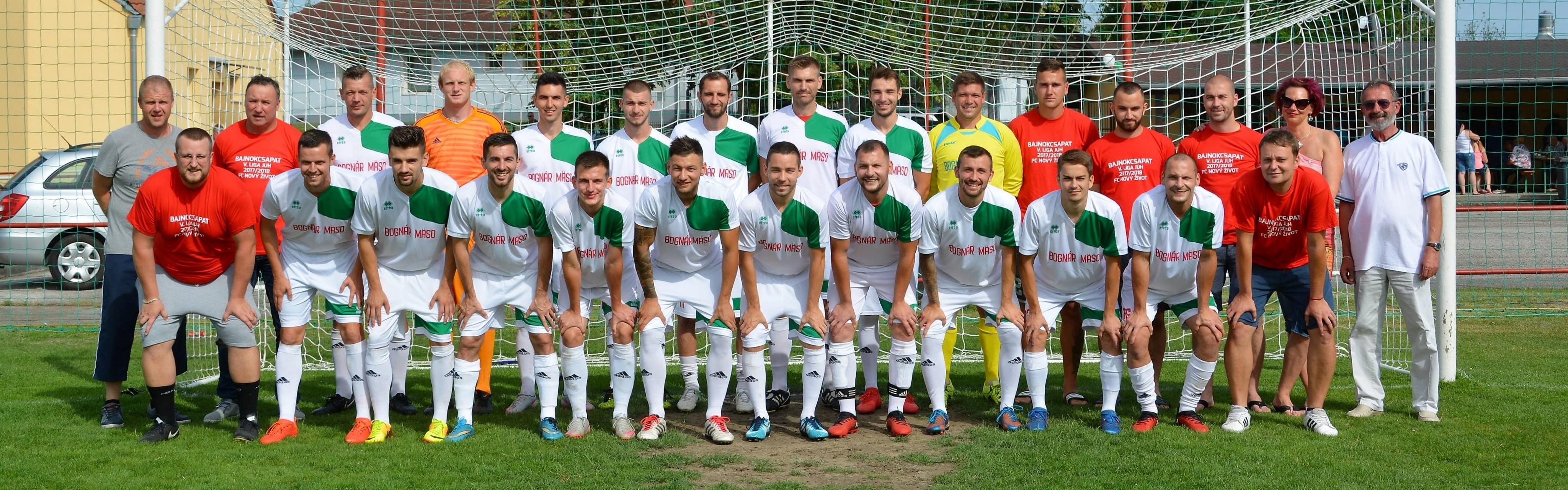 V. liga Juh ZsFZ: FC Nový Život suverénne vyhral súťaž, šancu na postup tentokrát využijú