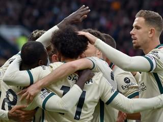 Premier League: Liverpool deklasoval v šlágri kola Manchester United