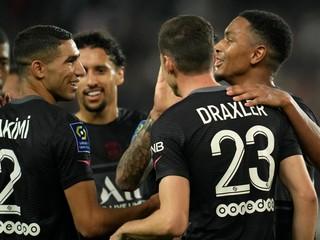 Hviezdy opäť gólovo mlčali, PSG je napriek tomu stopercentný