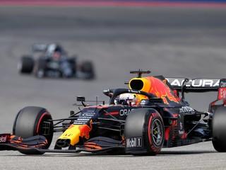 Formula 1: Max Verstappen vyhral Veľkú cenu USA 2021