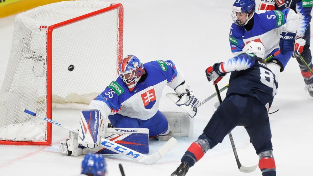 Slovensko si na majstrovstvách sveta o medaily nezahrá, vo štvrťfinále podľahlo USA