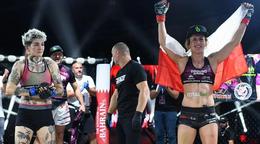 Ďalšie ukončenie! Bývalá bojovníčka Oktagon MMA ostáva naďalej neporazená