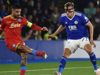 Zápas Leicesteru s Neapolom vyvolal potýčky. Zadržali deviatich fanúšikov