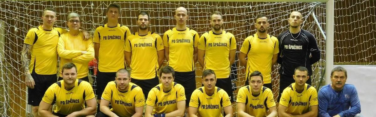 Špačince sa stali víťazom turnaja O pohár predsedu ObFZ Trnava