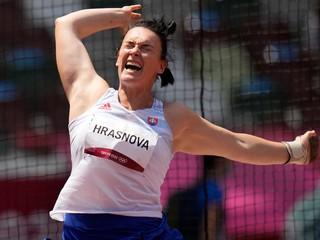 Hrašnová s najhorším olympijským výkonom, do finále nepostúpila