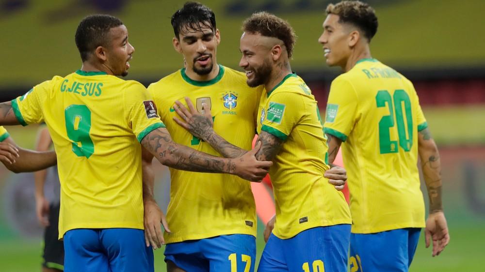 Neymar spečatil výhru Brazílie, v kvalifikácii ešte nezaváhala