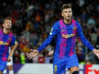 Barcelona herne neoslnila, zachránil ju skúsený obranca