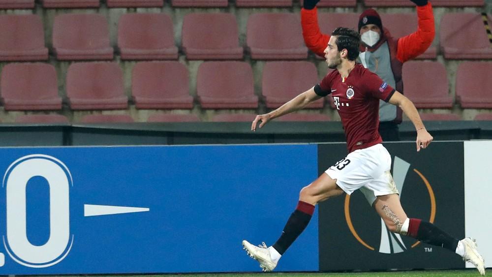 Hancko je už definitívne hráčom Sparty, český klub ho získal z Fiorentiny