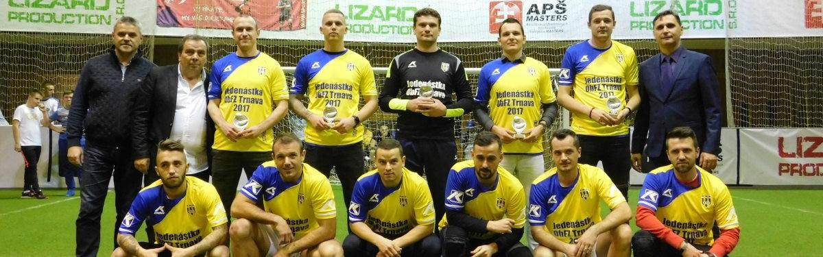 All Stars ObFZ Trnava 2017