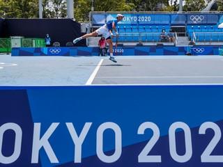 OH 2020 / 2021: Klein a Polášek prehrali v osemfinále štvorhry mužov