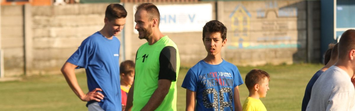 V Rumanovej je futbal kyslíkom, detí pribúda, vzor majú v mužoch