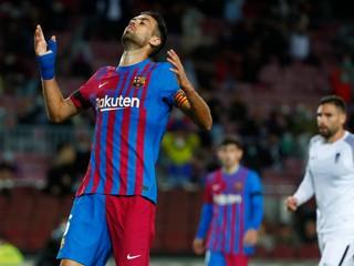 Barcelona sa trápila s Granadou, v závere zachránila aspoň bod