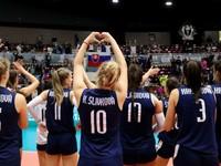 Mladé Slovenky nezvládli veľkú drámu. Na MS končia v osemfinále