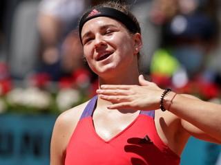 Česká tenistka šokovala svetovú dvojku, v rozhodujúcom sete jej nič nedovolila