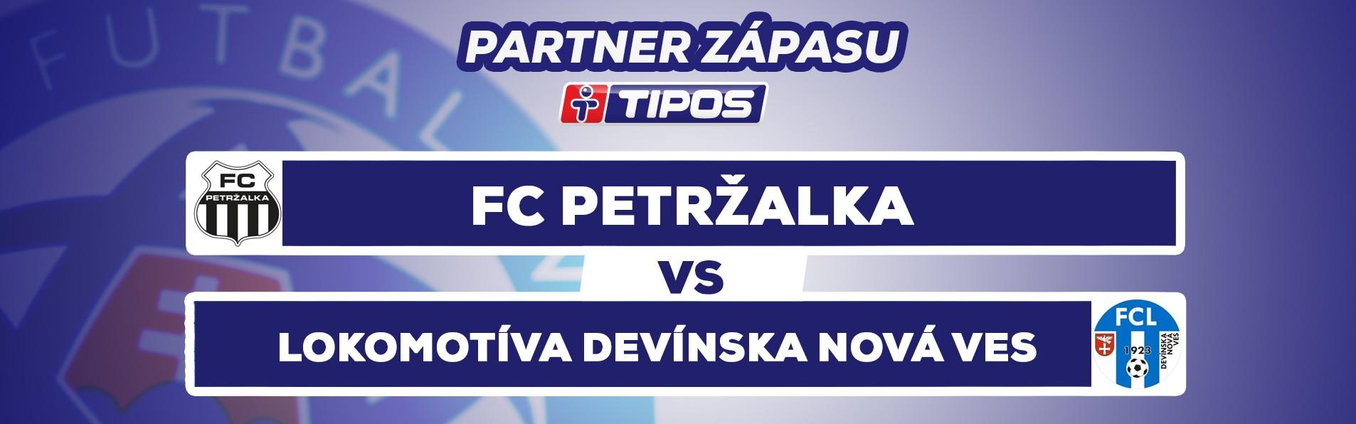 LIVE: TIPOS III. LIGA BRATISLAVA: 9.6. 2018, 17:30 FC PETRŽALKA – LOKOMOTÍVA DEVÍNSKA NOVÁ VES