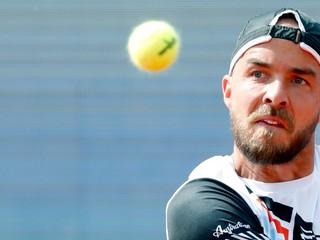 Martin si na ATP turnaji v Bastade nezahrá. Prehral vo finále kvalifikácie