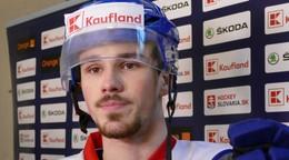 Čajkovič hviezdil pri premiére v AHL, strelil gól i asistoval