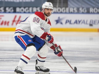 Montreal nespečatil postup do play off, Tatarovi návrat nevyšiel