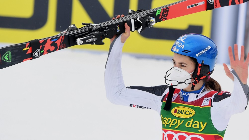 Vlhová v Jasnej nestačila iba na Shiffrinovú, v slalome získala dôležité body