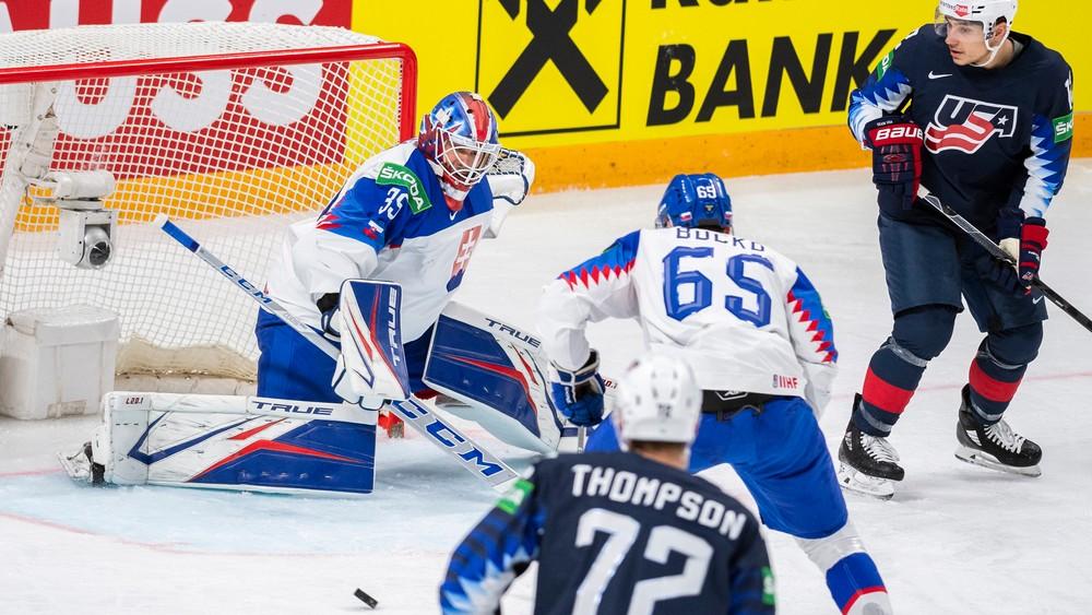 Húska proti USA predviedol famózny zákrok. Bolo to šialenstvo, píše IIHF