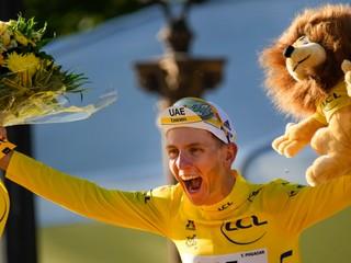 Cavendish na Tour zarobil menej ako Djokovič za jeden zápas. Zaostal aj Pogačar
