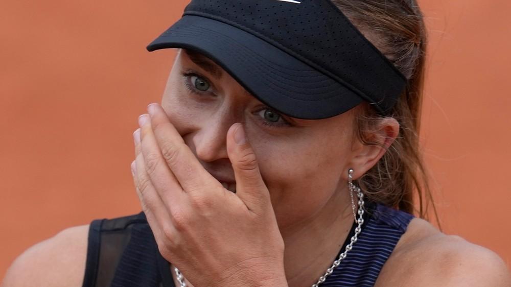Vyzerá aj hrá ako Šarapovová. Španielka zaujala na Roland Garros