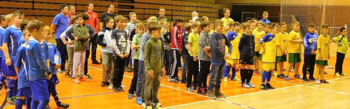 Výber ObFZ Trnava vyhral turnaj prípraviek O pohár predsedu ZsFZ
