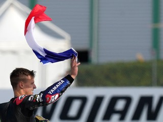 Quartararo je majstrom sveta, ako prvý Francúz v histórii MotoGP