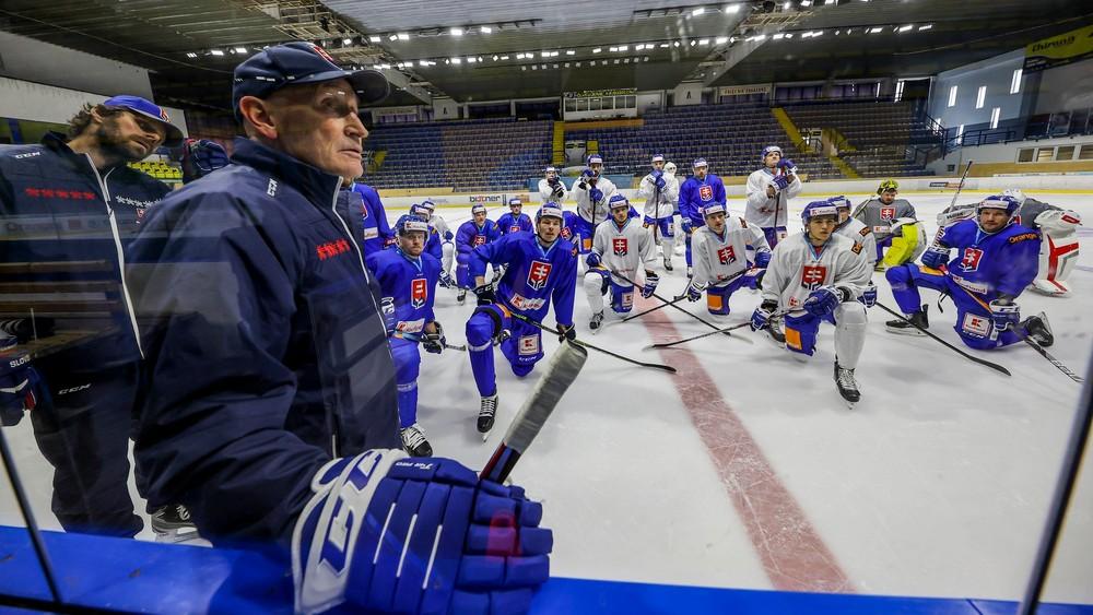 Prípravné zápasy Slovenska pred MS v hokeji 2021 (program + výsledky)