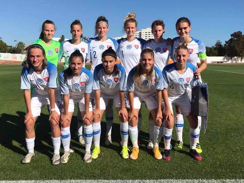 Mladé Slovenky v kvalifikácii ME prehrali ďalší zápas. Nestačili na Češky