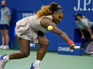 Zaznamená výrazný prepad. Serena sa na US Open nepokúsi o rekordný titul
