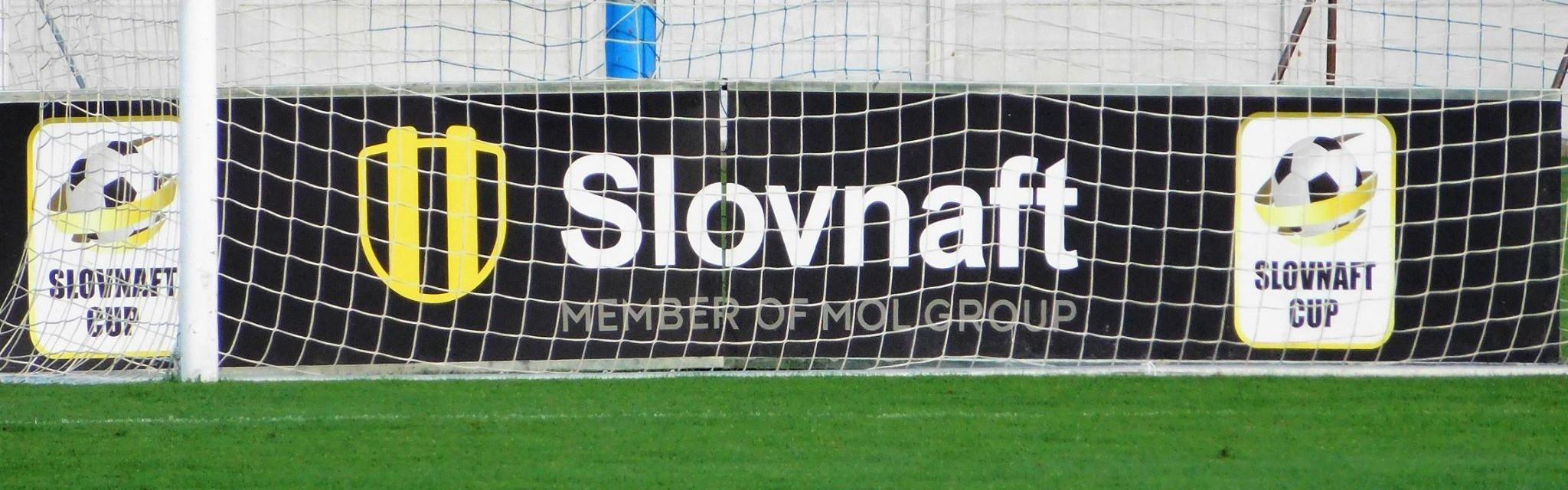 Zo Slovnaft Cupu vypadli aj Trenčín, Podbrezová, Michalovce a Nitra