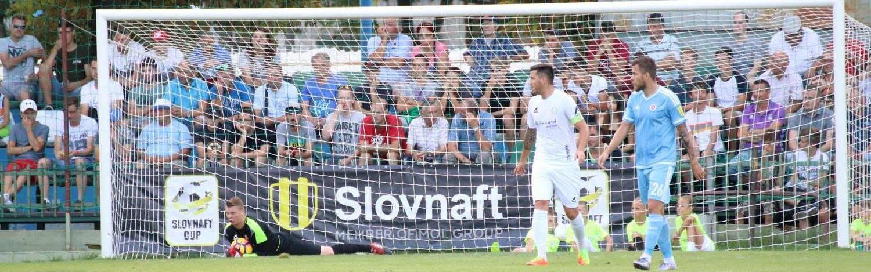 V doterajších zápasoch 2. kola Slovnaft Cupu padlo fantastických 276 gólov!