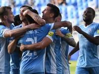 Slovan sa vrátil na víťaznú vlnu, dvoma gólmi sa blysol Mráz