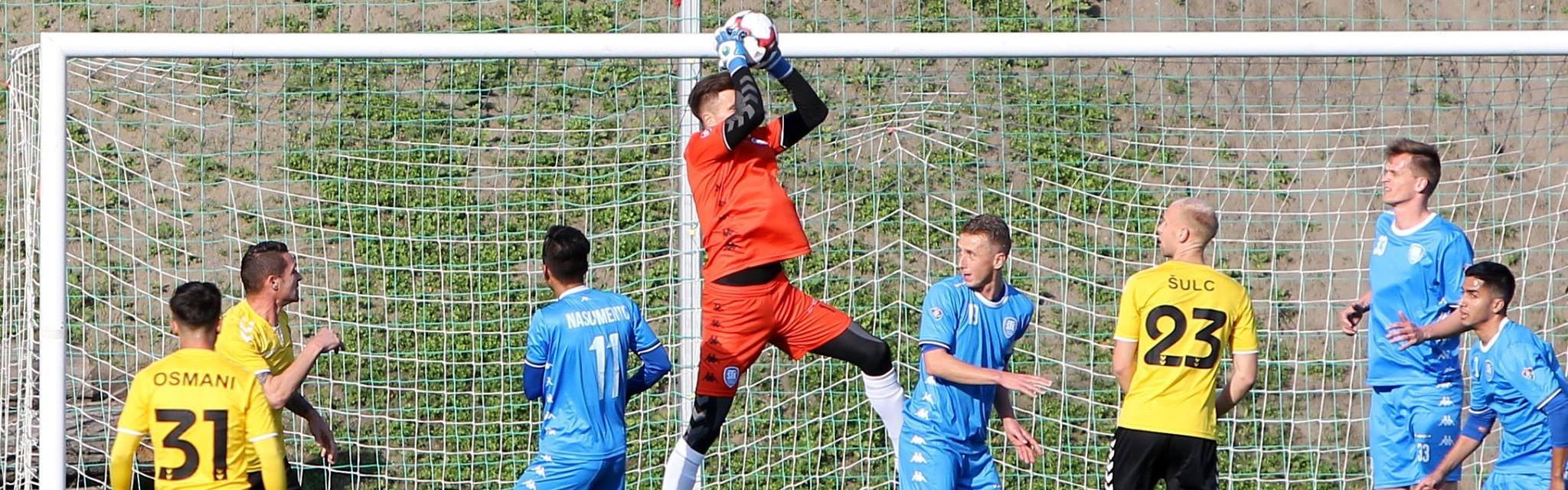 Inter si so Šamorínom podelil body za remízu 0:0