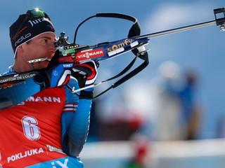 Fillon Maillet vyhral šprint v Novom Meste, Slováci výrazne zaostali