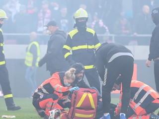 Spartak odsúdil incidenty z derby. Pohár tolerancie pretiekol, píše v stanovisku