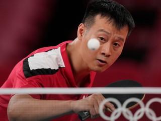 OH 2020 / 2021: Wang Jang končí v 3. kole stolného tenisu