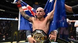 UFC 266: Dominantné výkony šampiónov a zároveň zápas roka