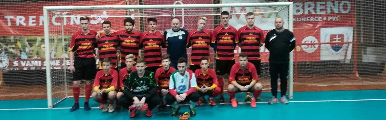 Veľký úspech výberu ObFZ Dunajská Streda U19